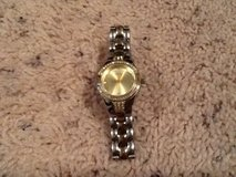 Woman's Two Tone GUESS Watch in Camp Lejeune, North Carolina