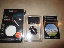 3 IN ONE PHOTO LENS FOR IPHONE 4 & IPHONE 4S in Fort Lewis, Washington