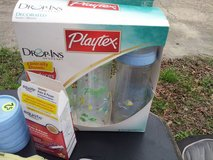 Playtex drop-ins system bottles in Spring, Texas