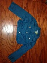 Yes Girl's Teal Jacket - sz 6 - Perfect Condition in Camp Lejeune, North Carolina