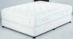 Monster Plush US Queen Size Mattress-18inches high - monthly payments possible in Aviano, IT