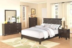 Queen  Size Bed Package - Dubln- Complete with Mattres & Boxframe -monthly payments possible in Aviano, IT