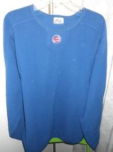 Cubs Majestic Fleece Warm Up - Men's Large in Bartlett, Illinois