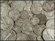 Wanted: U. S. Silver Coins! in Cherry Point, North Carolina