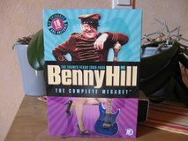 Benny Hill-The Complete Megaset in Ramstein, Germany