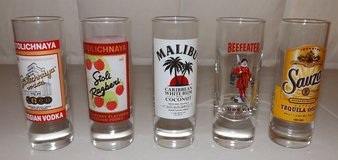 15 Shot Glasses & Drink Glasses in Vista, California
