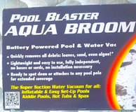 Aqua Tech-Battery powered-Pool Boom REDUCED$49.99. in El Paso, Texas