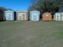 NICE SHEDS RENT TO OWN in MacDill AFB, FL