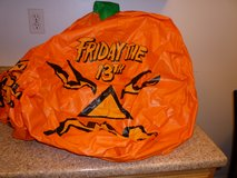 Blow Up pUMPKIN From Friday The 13th Movie in Algonquin, Illinois