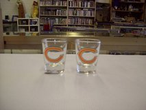 NFL Chicago Bears Shot Glasses in Fort Carson, Colorado