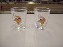 Minnesota Vikings Shot Glasses in Colorado Springs, Colorado