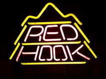 RARE (RED HOOK) NEON in Travis AFB, California