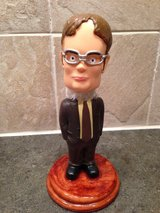 Dwight Shrute Bobblehead in Wheaton, Illinois