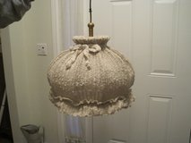 Hanging Lampshade in Belleville, Illinois