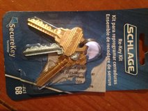 New! Schlage Re-key Kit in Sandwich, Illinois