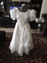 Size 14 Confirmation or quinceanera dress in Las Cruces, New Mexico