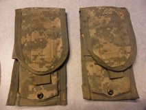 M4 double mag pouch in Fort Lewis, Washington