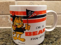 Garfield~'Bears Fan' mug in Wheaton, Illinois