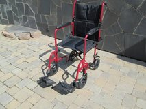 TRANSPORT WHEELCHAIR in Yorkville, Illinois