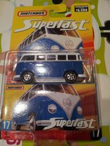2006 Matchbox 67 Volkswagen Transporter Bus Superfast Limited Edition - in Houston, Texas