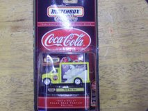 Matchbox -Coca-Cola Polar Bear Fantasy Edition Ford Box Van 92471 in Fort Carson, Colorado