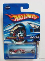 Hot Wheels 2006 Hammer Sled Red First Edition 20/38 in Houston, Texas