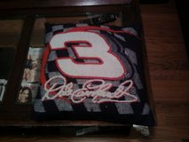 # 3 Dale Earnhardt Black Pillow (square shaped) in Camp Lejeune, North Carolina