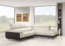 Sectional-Wavre- Chaise on right or left side -monthly payments possible in Hohenfels, Germany