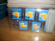 #8021 12 DUCK SHOWER CURTAIN HOOKS NEW in Fort Hood, Texas
