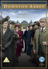 8021 DOWNTON ABBEY JOURNEY TO THE HIGHLANDS. DVD. in Fort Hood, Texas