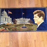 JF Kenneday White House Wall Art in Sugar Grove, Illinois