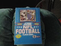 1990 SCORE NFL FOOTBALL CARDS SERIES 2 in Travis AFB, California