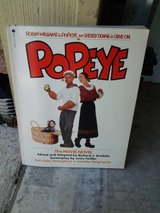 POPEYE THE MOVIE NOVEL in Vacaville, California