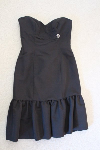 New Black Formal Dress Size 8 Clothing Women For Sale On